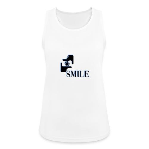 Smile - Débardeur respirant Femme