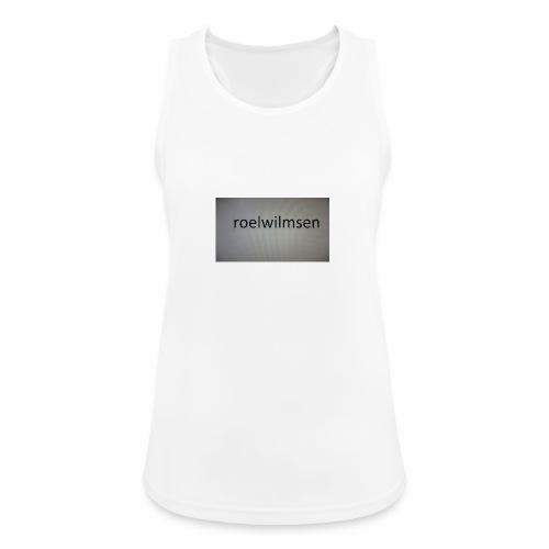 roels t-shirt - Vrouwen tanktop ademend