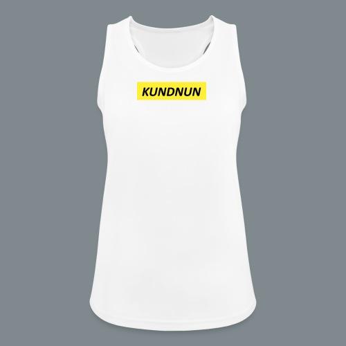 Kundnun official - Vrouwen tanktop ademend actief