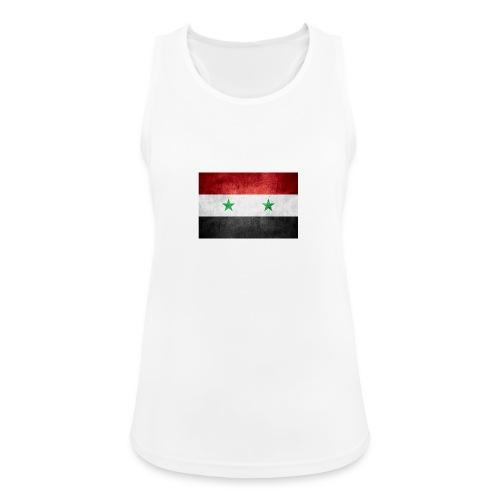 Syrien - Frauen Tank Top atmungsaktiv