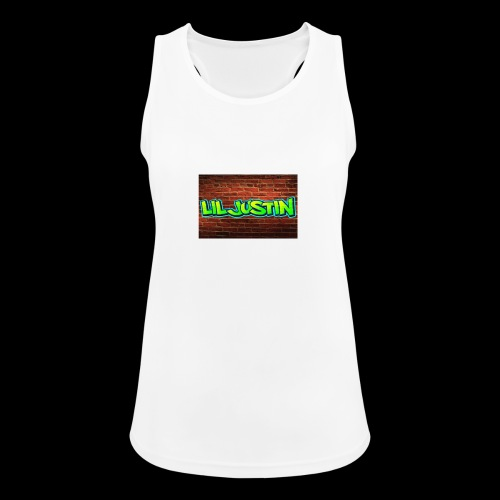 Lil Justin - Women's Breathable Tank Top