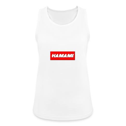 HAMAMI - Top da donna traspirante