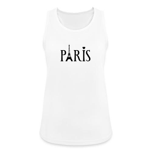 Paris, Paris, Mon Amour, Paris Mode, France - Women's Breathable Tank Top