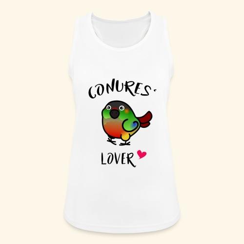 Conures' Lover: opaline - Débardeur respirant Femme