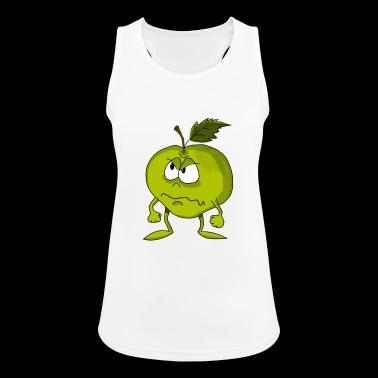 zure appel - Vrouwen tanktop ademend