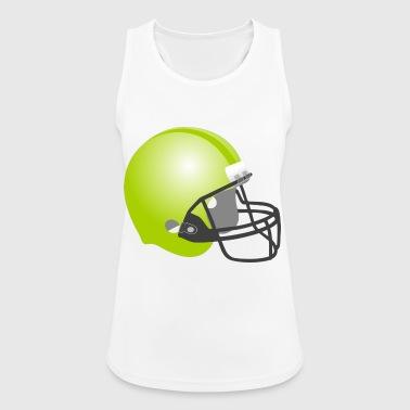 football - Women's Breathable Tank Top