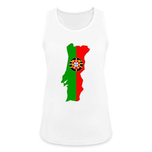 Portugal - Vrouwen tanktop ademend actief