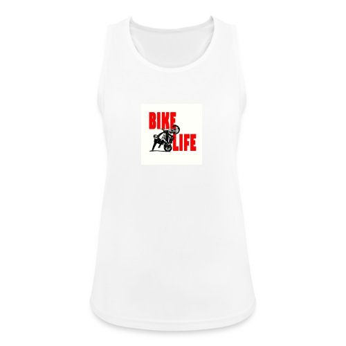 KEEP IT BIKELIFE - Women's Breathable Tank Top