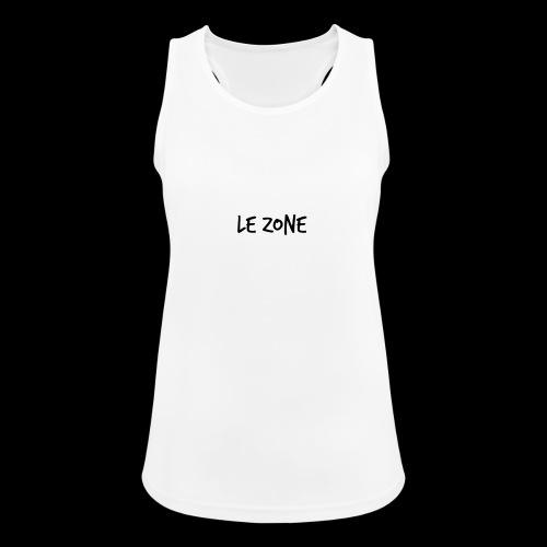 Le Zone Officiel - Dame tanktop åndbar