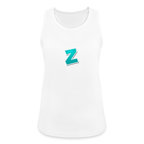 Z3RVO Logo! - Women's Breathable Tank Top