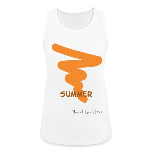 Streetworker Art by Marcello Luce - Summer 2017 - Frauen Tank Top atmungsaktiv