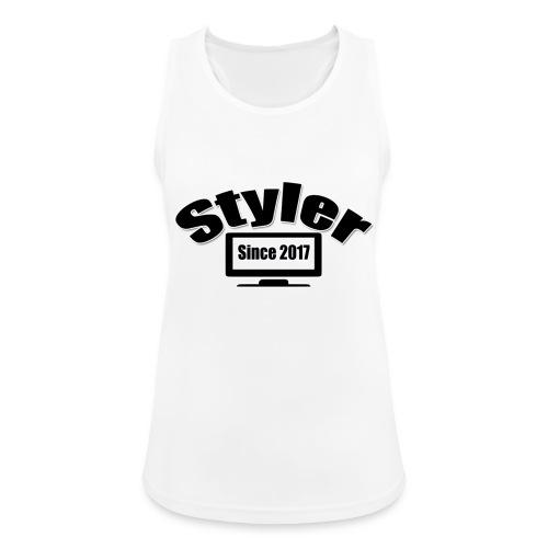 Styler Designer Kleding - Vrouwen tanktop ademend
