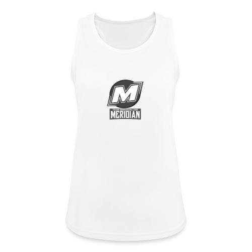Meridian merch - Frauen Tank Top atmungsaktiv