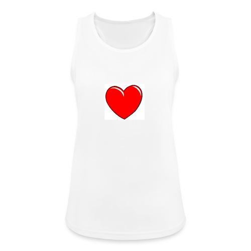 Love shirts - Vrouwen tanktop ademend actief