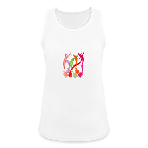 clothes feminine a little of everything - Camiseta de tirantes transpirable mujer