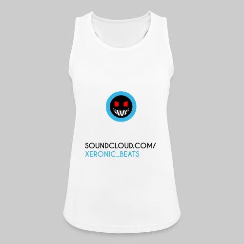 XERONIC LOGO - Women's Breathable Tank Top