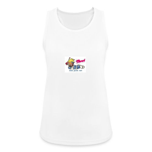 panki sticker neu - Frauen Tank Top atmungsaktiv