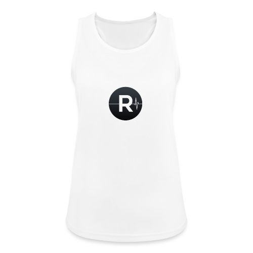 REVIVED Small R (Black Logo) - Women's Breathable Tank Top