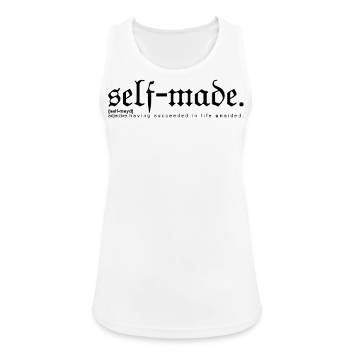 SELF-MADE WB - Women's Breathable Tank Top