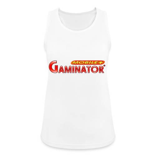 Gaminator logo - Women's Breathable Tank Top