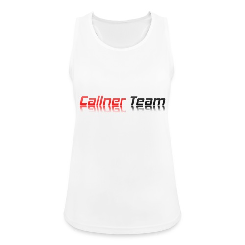Caliner Team Tazza - Top da donna traspirante