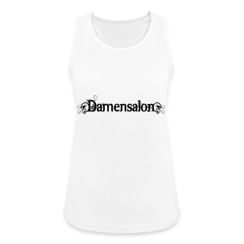 damensalon2 - Frauen Tank Top atmungsaktiv
