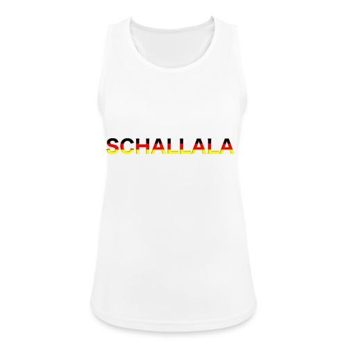 Schallala - Frauen Tank Top atmungsaktiv