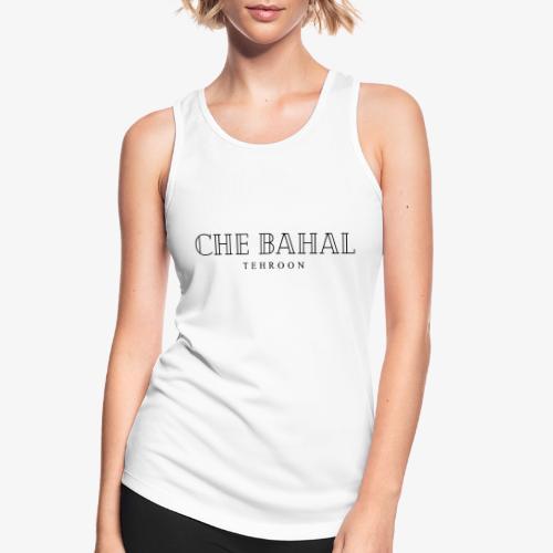CHE BAHAL - Frauen Tank Top atmungsaktiv