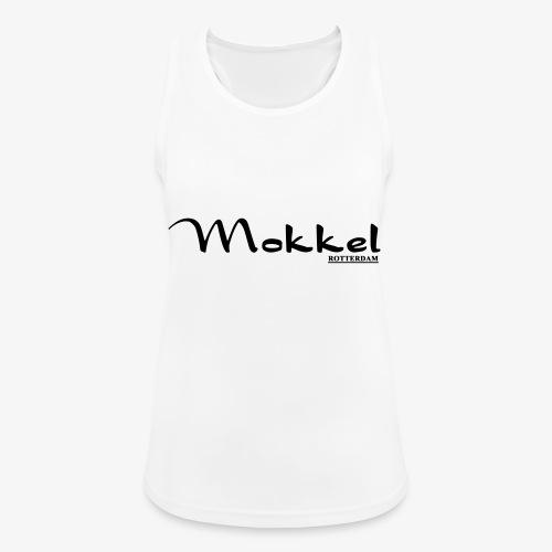 mokkel - Vrouwen tanktop ademend actief