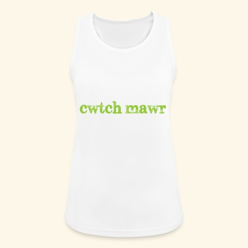 cwtchmawr1 - Women's Breathable Tank Top