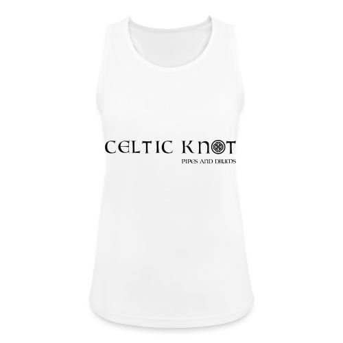Celtic knot - Top da donna traspirante
