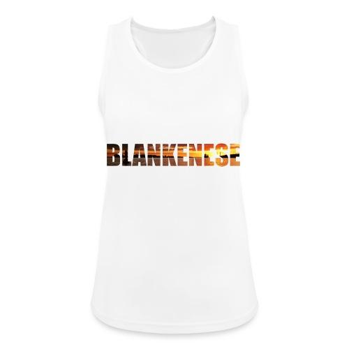 Blankenese Hamburg - Frauen Tank Top atmungsaktiv