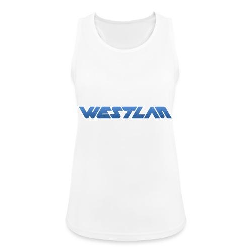 WestLAN Logo - Women's Breathable Tank Top