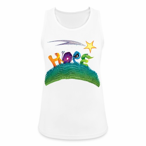 Hope - Women's Breathable Tank Top