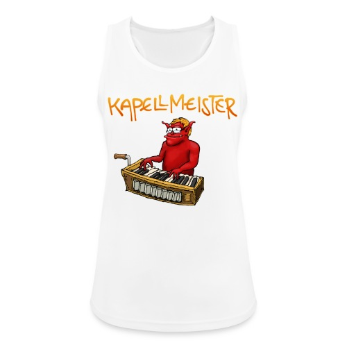 Kapellmeister - Women's Breathable Tank Top