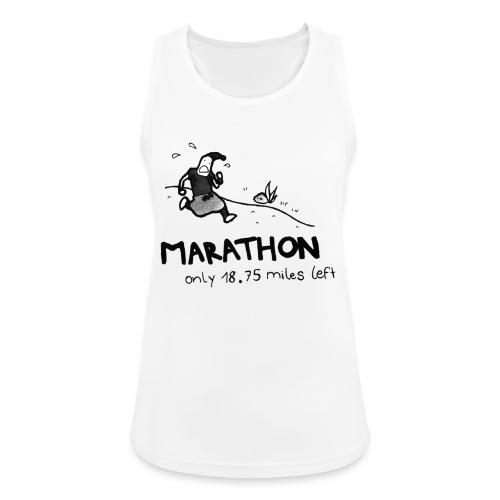 marathon-png - Tank top damski oddychający