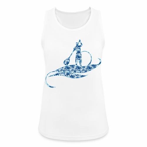 Blue Ocean - Débardeur respirant Femme