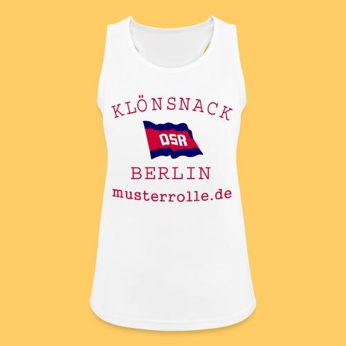 KiB-Logo-gif - Frauen Tank Top atmungsaktiv