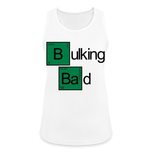 Bulking Bad - Frauen Tank Top atmungsaktiv