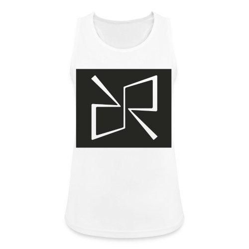 Rymdreglage logotype (RR) - Women's Breathable Tank Top