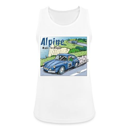 Polete en Alpine 106 - Débardeur respirant Femme