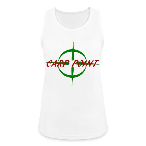 Carp Point T-Shirt - Frauen Tank Top atmungsaktiv