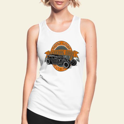 Raredog Rods Logo - Dame tanktop åndbar