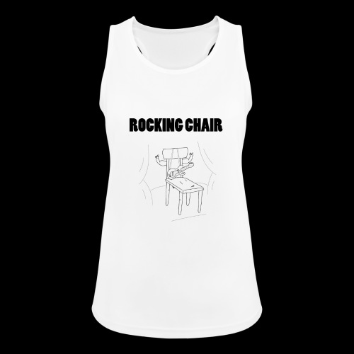 Rocking Chair - Women's Breathable Tank Top
