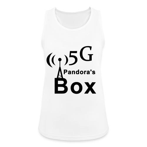 5G Pandora's box - Frauen Tank Top atmungsaktiv