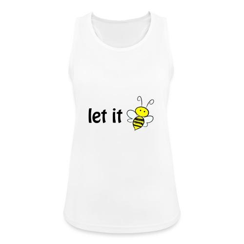let it bee - Frauen Tank Top atmungsaktiv
