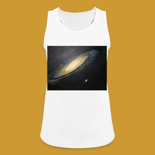 Andromeda - Mark Noble Art - Women's Breathable Tank Top