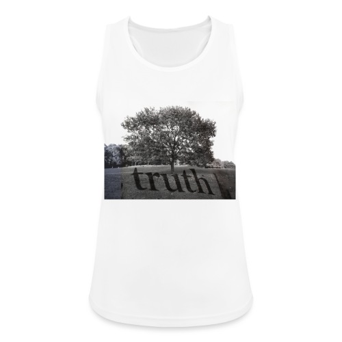 Truth - Women's Breathable Tank Top