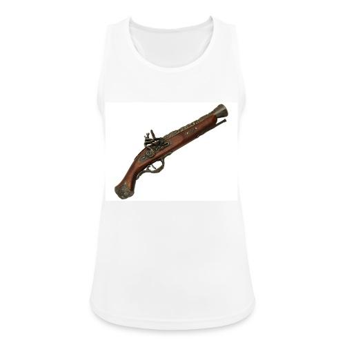 Pistola - Camiseta de tirantes transpirable mujer