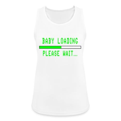 Baby Loading - Naisten tekninen tankkitoppi